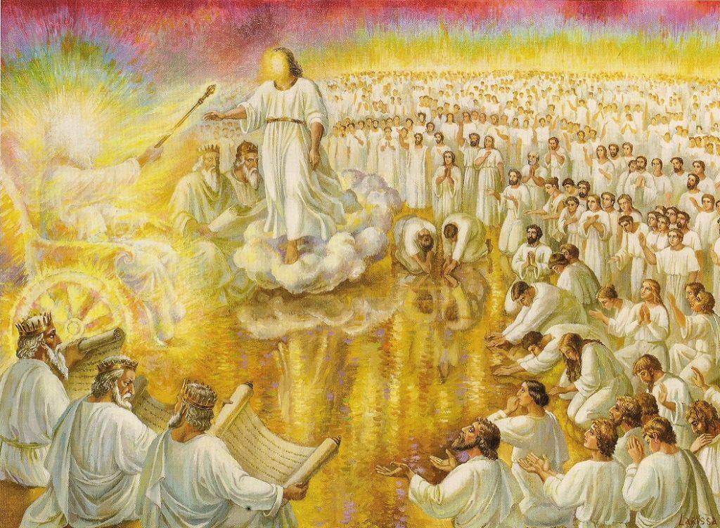 иисус в раю картинки параде малыш сразу
